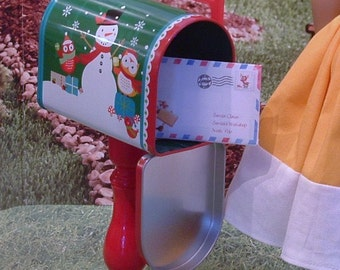 Letter to Santa for American Girl