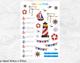 CRUIZE Planner Stickers (2 options)