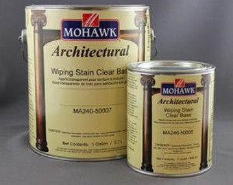 wiping wood and architectural wiping stains 2 Brown Maple 8 Oz