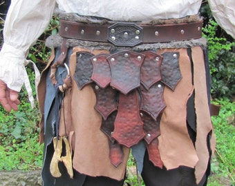 Battle Skirt, Orc, Troll, Barbarian