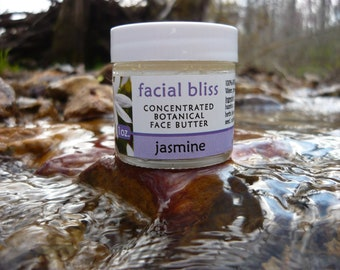 Jasmine Face Bliss (skin butter) 2 oz.