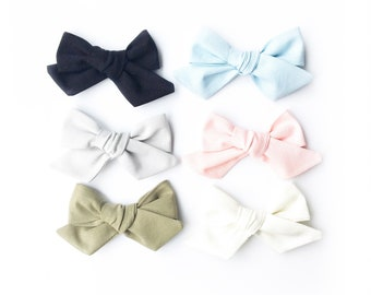 The Ollie Bow- Cotton