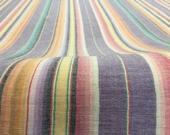 Gauze Stripe -Purple