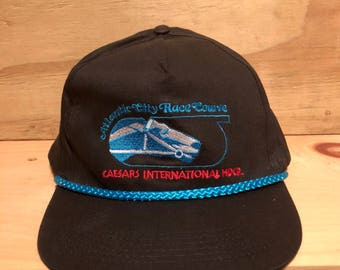 Vintage Atlantic City Race Course Cap
