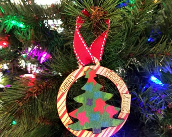 Texas Christmas Tree 2018 Christmas Ornament (updated image to follow!)