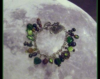 Rainforest Charm Bracelet