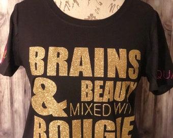 Brains, Beauty, & Bougie