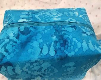 Cosmetic Bag, Makeup Bag, Zippered Bag, Toiletry Bag, Travel Bag, Accessory Bag,
