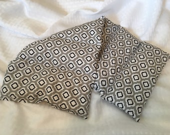 Heating pad, rice heated pad, therapeutic, birthday, mothers day, Christmas, gift, hot or cold, RTS