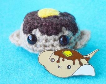 Flapjack BUNDLE (Pin & Crochet Doll)