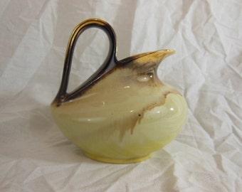 German Creamer / Vase, Carstens Tonnieshof-  1950s