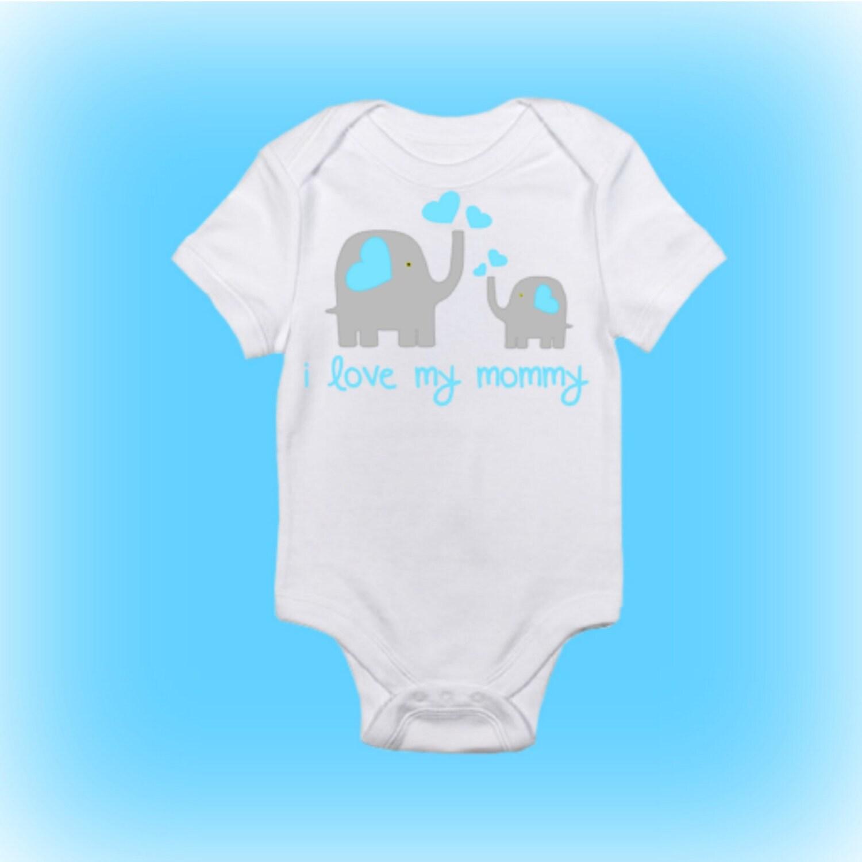 Baby Elephant esie Baby Shower Gift Unique Baby Shower