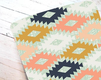 Aztec Arizonal- Fitted Crib Sheet-STANDARD 100% Cotton ONLY
