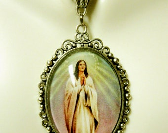 Our Lady of the Sea necklace - AP09-337