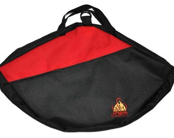 Fan carrying bag by: Modek/Forged Creations
