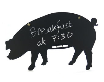 Pig Chalkboard