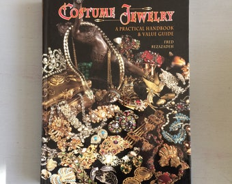 COSTUME JEWELLERY - A Practical Handbook & Value Guide