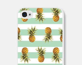 Phone Case Pineapple iPhone 5s Case iPhone 6 Case Pineapple iPhone 6s Mint iPhone 6 Plus Case iPhone 5 Case Pineapple Samsung Galaxy S7 Case