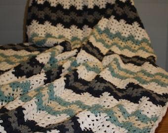 Crocheted Afghan
