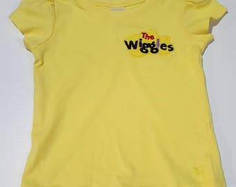 Wiggles Inspired t-shirt
