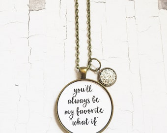 Miscarriage Gift,Miscarriage Jewelry,Sympathy Gift,Infertility,Infant Loss,Mom Necklace,Quote Pendant,Christian Necklace