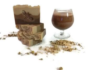 Stout Soap Handmade Natural No Synthetics
