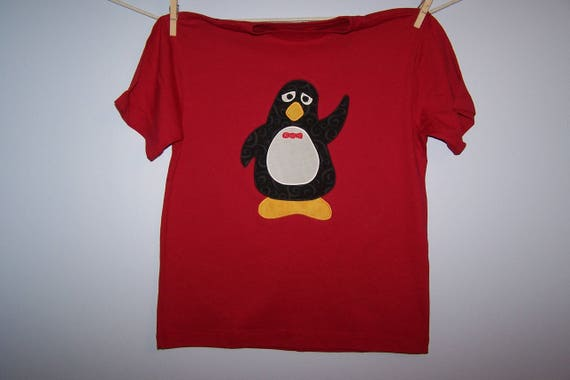 Toy Story WHeeZY Penguin Custom Boutique T SHIRT Tee