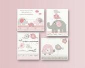 Nursery Print, baby girl,...