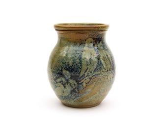 Signed French Studio Art Pottery Vase