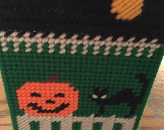 Halloween Tissue Cover