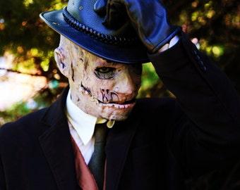 Metal Gear Solid V Skull Face Full Mask