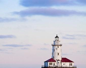 United States - Chicago - Harbor Lighthouse - SKU 0193