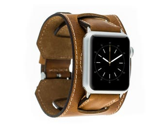 Stylish watch band,2in1 watch band vintage watch band,iwatch band, apple watch band ,men iwatch band ,women iwatch band, apple watch band
