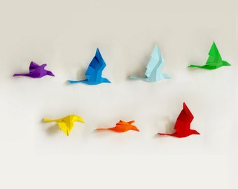 PEACE Birds, Flight of Birds Rainbow Edition, Tolerance Statement