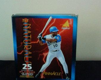 The Naturals-Pinnacle 1994 Baseball Cards