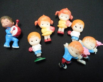 A Cute Collection of Child Miniatures