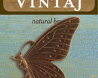 Vintaj 46mm Butterfly Profile (1 pc/pkg)