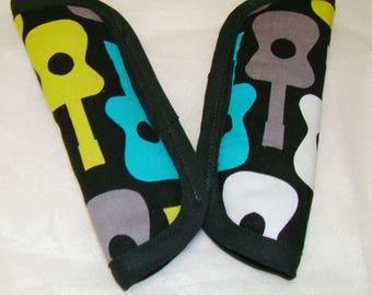 Shoulder pads   for infant car and stroller