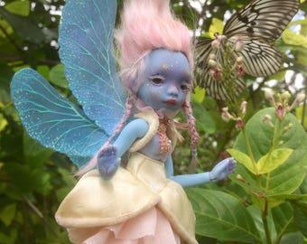 Fairy resin BJD by Pikacha Doll