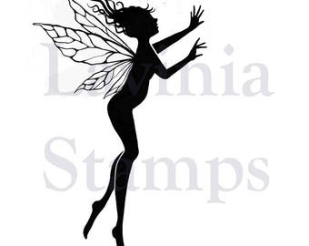 Lavinia Stamps Clear Rubber Stamp - Mia
