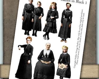 Ladies In Black 1