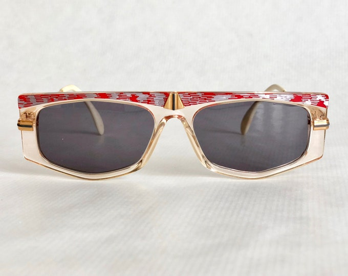 Cazal 192 Col 208 Vintage Tiny Sunglasses Made in West Germany New Old Stock