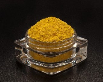 Canary Yellow Mica Powder