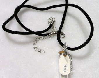 Peace  Necklace  N-039