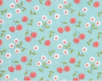Nest - Classic Blossom in Eggshell by Lella Boutique for Moda 5062 15