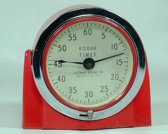 Eastman Kodak RED Windup Timer