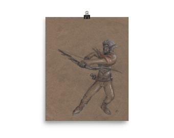 Drow Ranger, Urchint