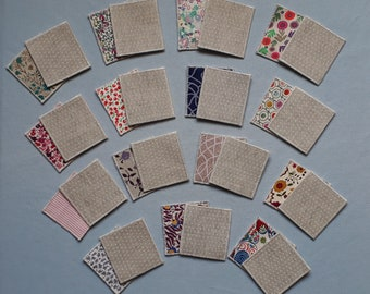 Fabric - 15 pairs Memory game