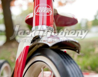Radio Flyer Tricycle Digital Download Photo