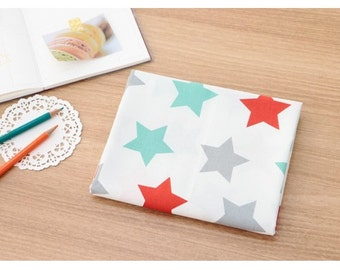 Plain Cotton Fabrics by the yard Sewing Supplies 100% cotton - Color Stars CH972249
